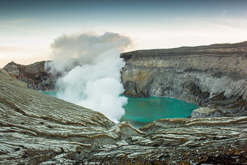 Wulkan Kawah Ijen
