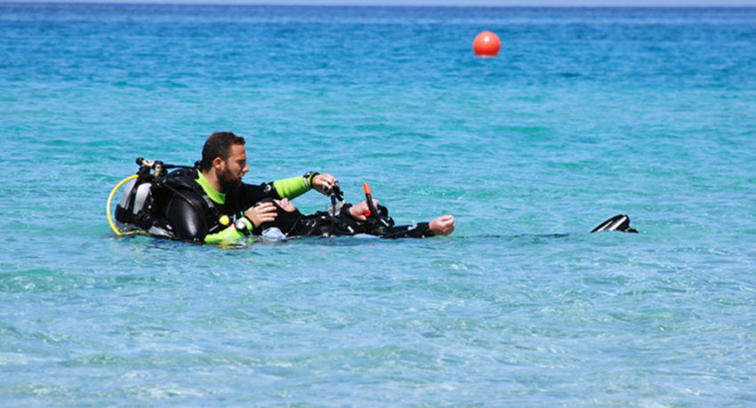 Rescue diver kurs nurkowania