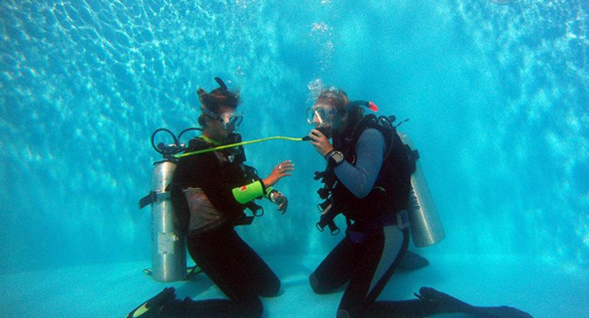 Kurs OWD, kusy nurkowania na Phuket