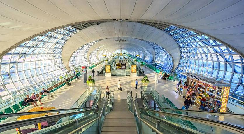 lotnisko bangkok