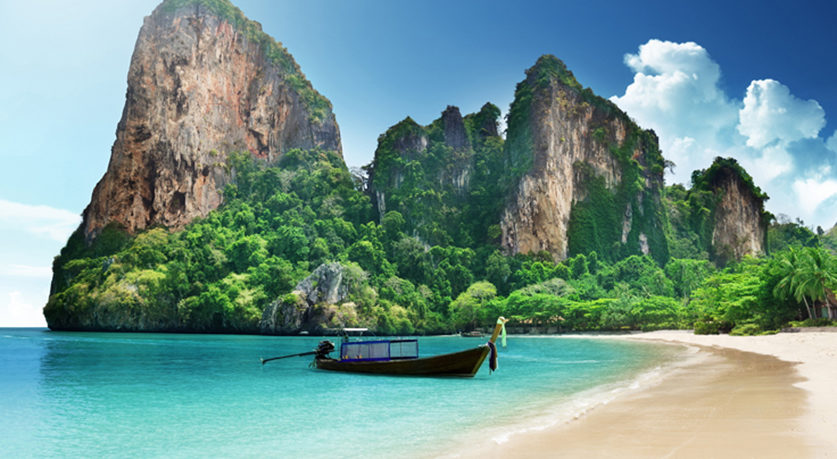 przewodnik tajlandia
