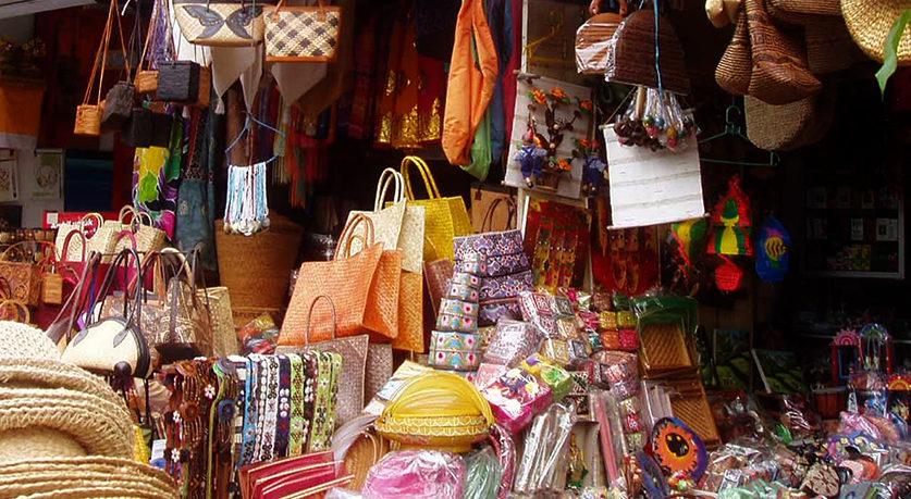 Zakupy Bali